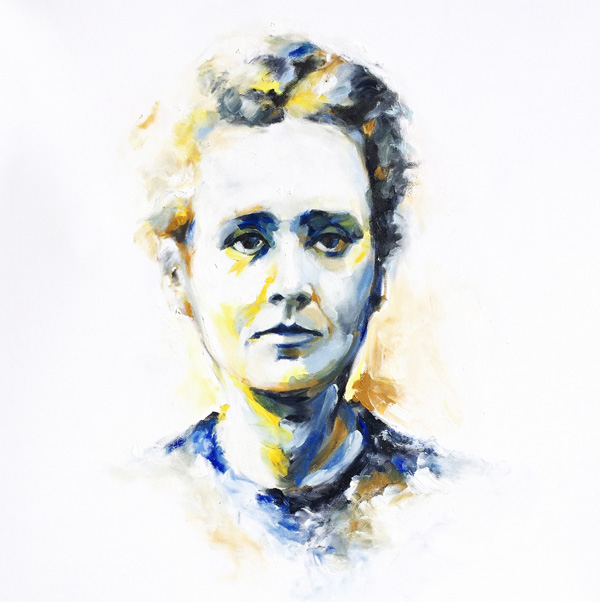 Cabinet - Marie Curie