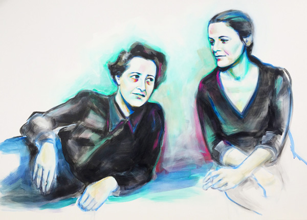 Inmitten - Hannah Arendt, Mary McCarthy